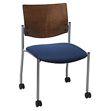 Armless Mobile Guest Chair, 8822441