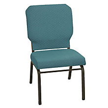 Armless Fabric Wing Stack Chair, 8802059