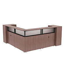 "Lancata Reception Desk - 97""W, 8823825"