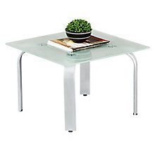 Symphony Glass End Table, 8827925