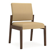 Brooklyn Armless Guest Chair in Fabric, 8804652