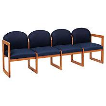 Fabric Four Seater, LES-C4301G3