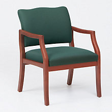 Franklin Heavy-Duty Guest Chair with Arms, LES-D1751K5