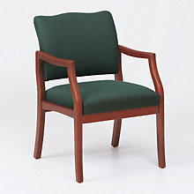 Franklin Guest Chair with Arms, LES-D1851K5