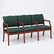 Franklin Three Seater with Center Arms, LES-D3853K5