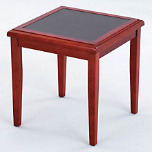 Hardwood End Table, LES-F1255T5