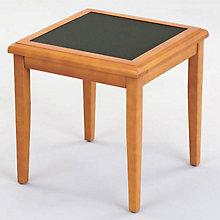End Table with Laminate Inlay, LES-G1255T5