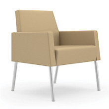 Mystic Lounge Guest Chair in Polyurethane, 8805280