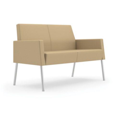 Shown in alternate upholstery