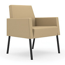 Mystic Lounge Guest Chair in Fabric, 8805279