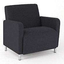 Ravenna Big & Tall Guest Chair, LES-Q1601G8