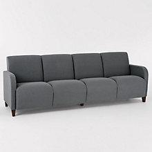 Siena Four Seat Sofa, LES-Q4401G3