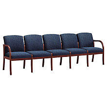Transitional Fabric Five Seater, LES-W5301G5