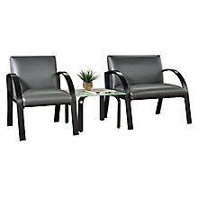 Symphony 3 Piece Set with Oversized Chair, 8827929