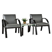 Symphony Two Guest Chairs and End Table, 8827930