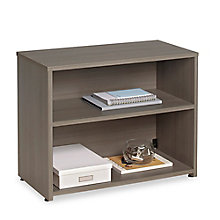 "Simple Assembly 24""H Two-Shelf Bookcase, 8828161"