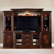 Andalusia Entertainment TV Stand Set, 8803394