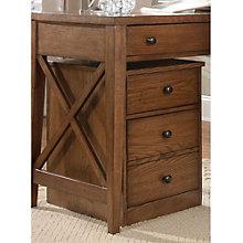 "Hearthstone Mobile File Cabinet - 16""W x 20""D, 8803104"
