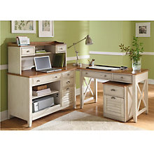 Ocean Isle Home Office Set, 8802025