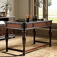 "Kingston Plantation Compact Writing Desk - 54""W, 8802154"