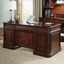 """Brayton Junior Executive Desk - 66""""W, 8802156"""