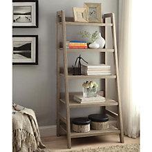 "Tracey Five Shelf Ladder Bookcase - 60""H, 8805148"