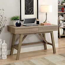 """Tracey Two Drawer Writing Desk - 47""""W, 8805149"""
