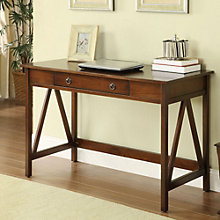 "Titian Compact Writing Desk - 46""W, 8805157"