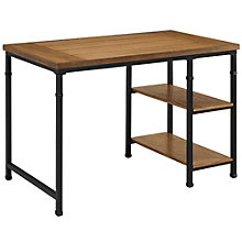 "Austin Two Shelf Desk - 45""W, 8805160"