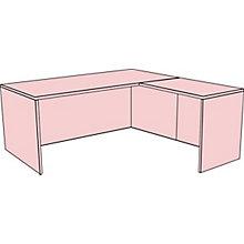 """71"""" L Desk, 8821591"""