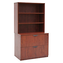 Lateral File with Open Hutch, 8821599