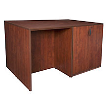 Desk/ 3 Storage Cabinet Quad, 8821646