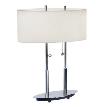 Double Pull Chain Table Lamp 8801475 Officefurniture Com