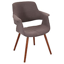 Flair Retro Accent Chair in Fabric, 8804908