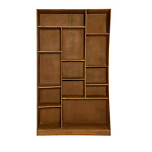 Niagara Cube Bookcase Left, 8809046