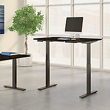 "Adjustable Height Desk 48""W x 24""D, 8825635"