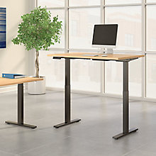 "Adjustable Height Desk 48""W x 30""D, 8825636"