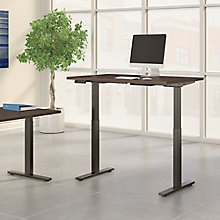 "Adjustable Height Desk 48""W x 30""D, 8825636"