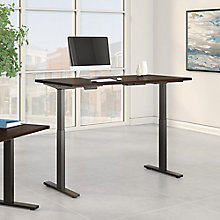 "Adjustable Height Desk 60""W x 24""D , 8825637"