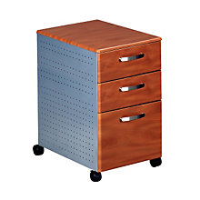 Three Drawer Mobile Pedestal, MAL-992