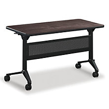 "Flip Top Nesting Table - 48""W, 8801533"