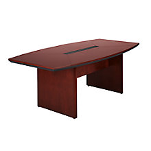 Corsica Boat Shape Conference Table - 6', 8804037