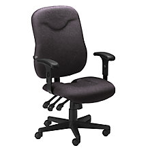Fabric Ergonomic Posture Chair, MAL-9414AG