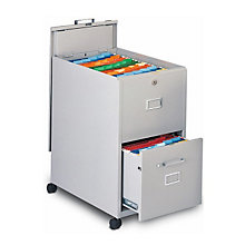 Mobile Letter File with Lid and Drawer, MAL-9P620