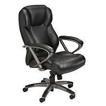 Ultimo High Back Leather Executive Chair, MAL-UL350H