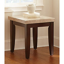 Monarch Marble Top End Table, 8806881