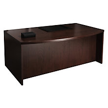 "Bow Front Desk (72""), 8822279"