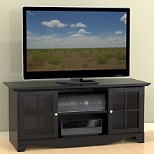 Pinnacle TV Console with Glass Doors, MEG-101206
