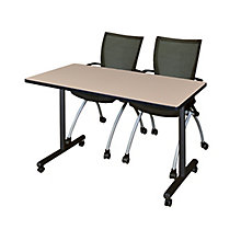 "42"" x 24"" Mobile Training Tabl, 8821524"