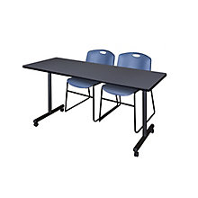 "60""x24"" Mobile Training Table-, 8821846"
